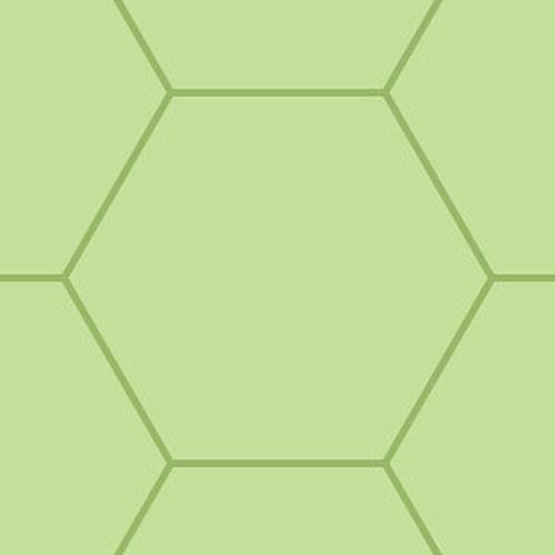Gaming Paper Green Roll 1'' Hex