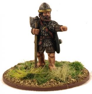 SAGA: Viking Age: (Irish) Warlord w/Dane Axe