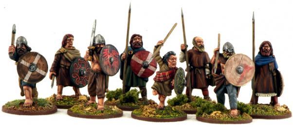 SAGA: Viking Age: (Norse Gael) Warriors