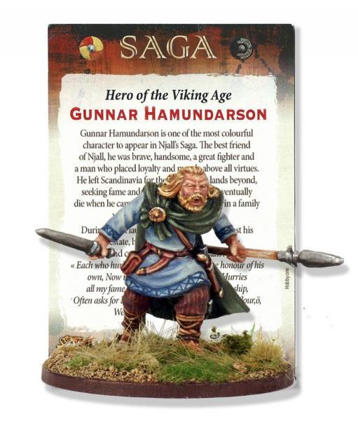SAGA: Viking Age: (Heroes) Gunnar Hamundarson