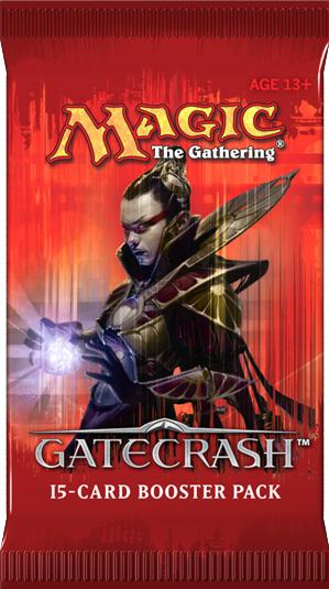 Magic The Gathering: Gatecrash Booster Pack (1 Pack)