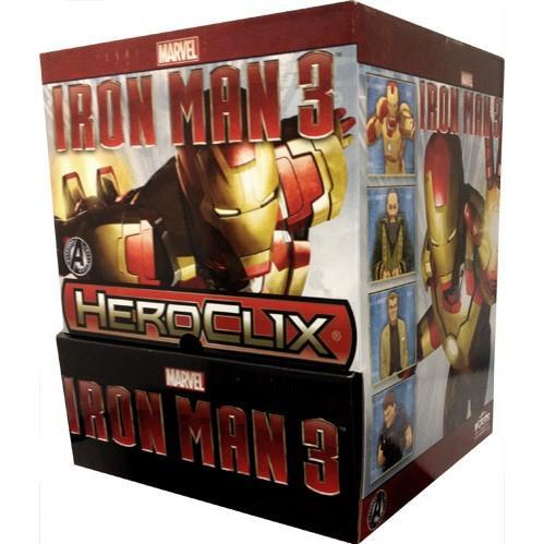 Marvel Heroclix: Iron Man 3 Movie Single Blind Figure (1)