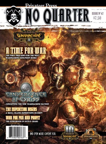 No Quarter Magazine: Issue #47