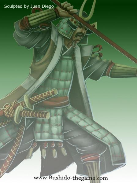Bushido, Risen Sun: (Ito Clan) Satoshi