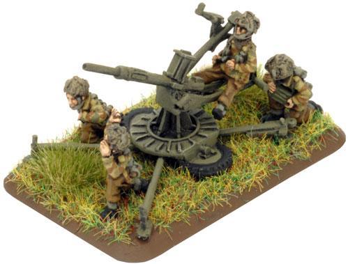 Flames of War: 20mm Polsten AA gun (Para)
