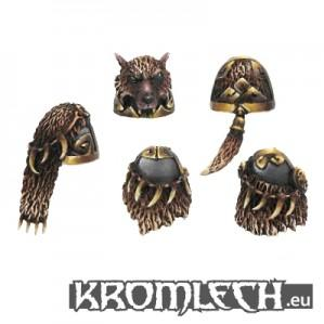 Kromlech Conversion Bitz: Sons Of Thor Shoulder Pads (10)