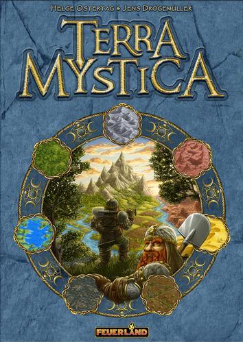 Terra Mystica: Core Game