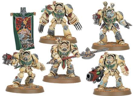 Warhammer 40K: Deathwing Command Squad