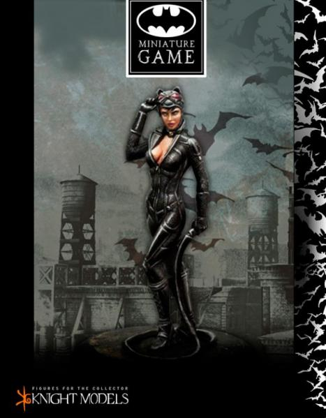 Batman Miniature Game: Catwoman