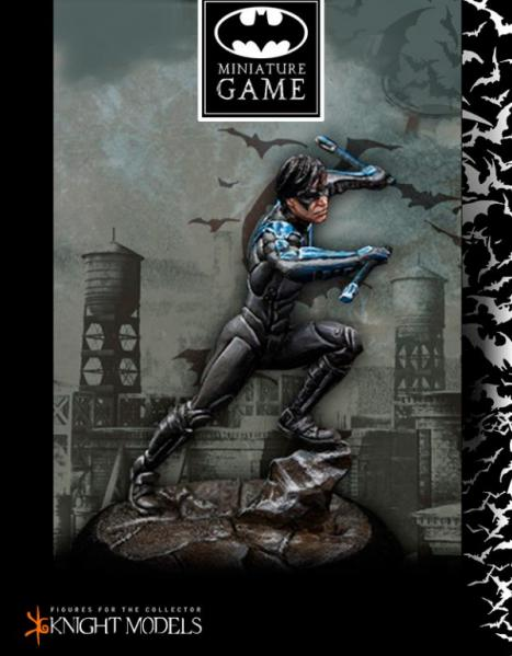 Batman Miniature Game: Nightwing
