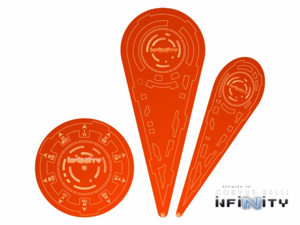 Infinity Templates - Orange (3)