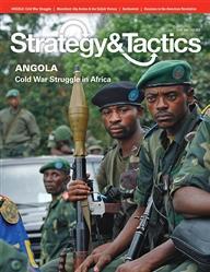 Strategy & Tactics Magazine #290: Angola