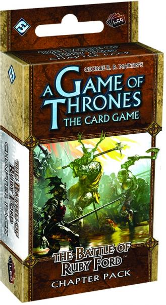 A Game Of Thrones LCG: The Battle of Ruby Ford Chapter Pack (Revised)