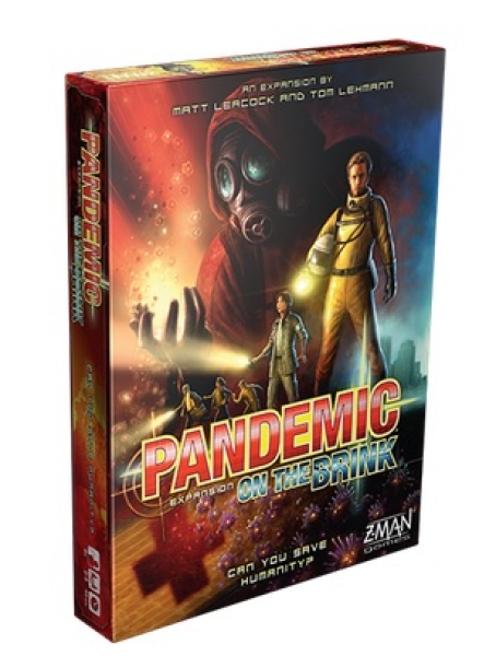 Pandemic Expansion: On The Brink [2nd Edition]