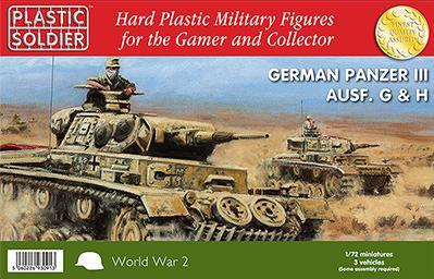 20mm WWII: 20mm  Panzer III G,H