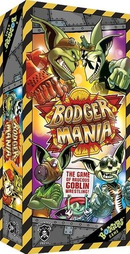Bodgers Games: BodgerMania