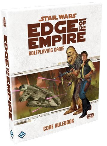 Edge of the Empire RPG: Core Rulebook