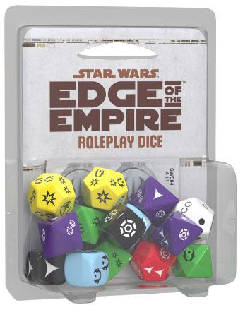 Edge of the Empire RPG: Roleplay Dice