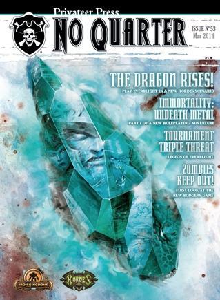 No Quarter Magazine: Issue #53