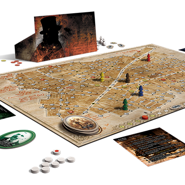 Letters from Whitechapel: Core Game