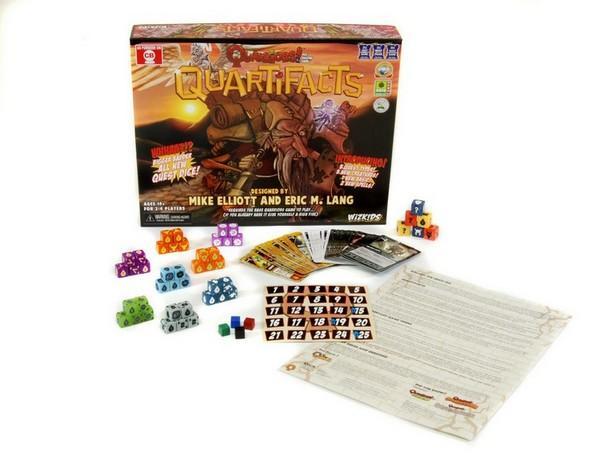 Quarriors! Expansion: Quartifacts