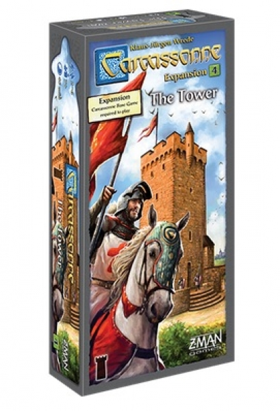 Carcassonne: Expansion #4 - The Tower
