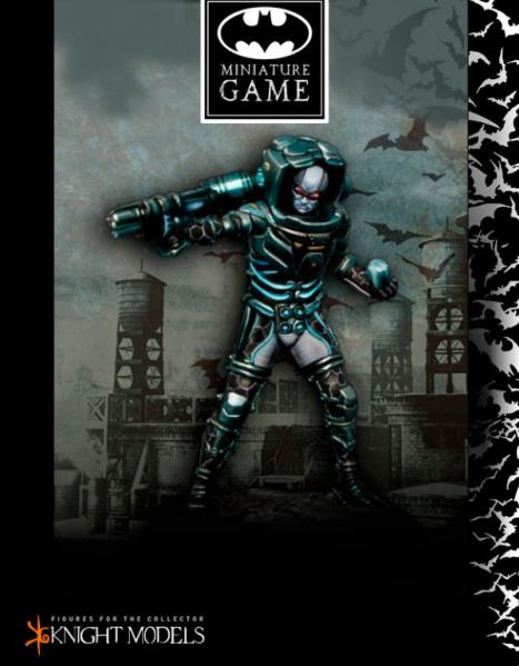 Batman Miniature Game: Mr. Freeze