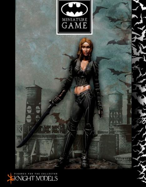 Batman Miniature Game: Talia al Ghul