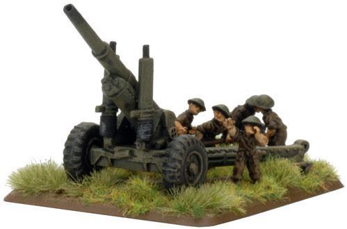 Flames of War: BL 5.5'' gun
