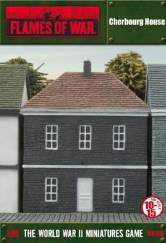 Battlefield in a Box: European House - Cherbourg
