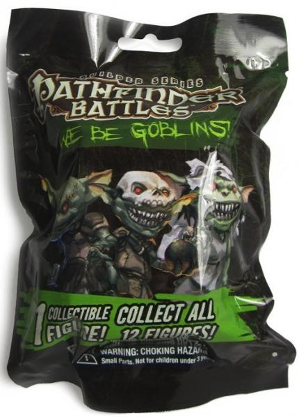 Pathfinder Battles Builder Series: We Be Goblins Booster (1)