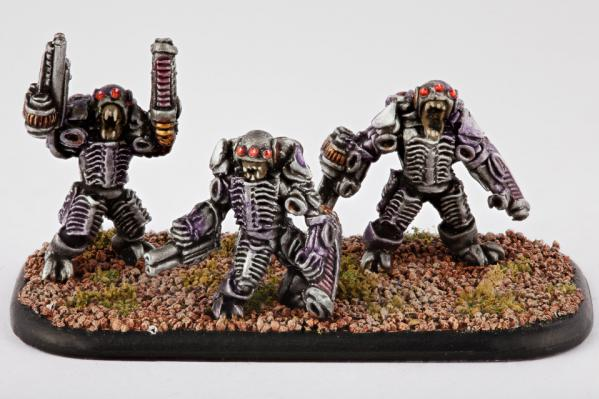Dropzone Commander: (The Scourge) Destroyers