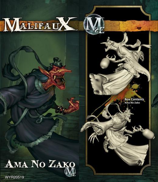 (The Outcasts) Ama No Zako