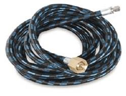 Badger Equipments: 10 FT Braided Hose with Self Seal
