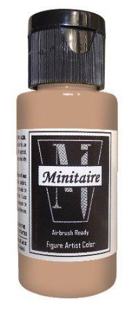 Minitaire Airbrush Paints: Rugged Skin (1oz)