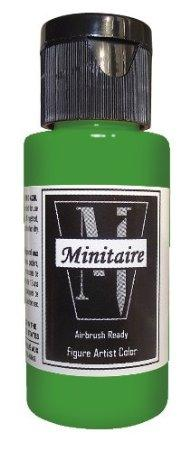 Minitaire Airbrush Paints: Ghost Tint - Green (1oz)