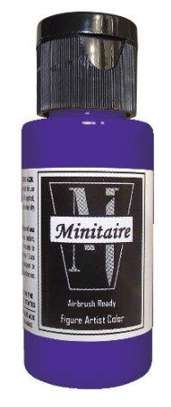 Minitaire Airbrush Paints: Ghost Tint - Purple (1oz)