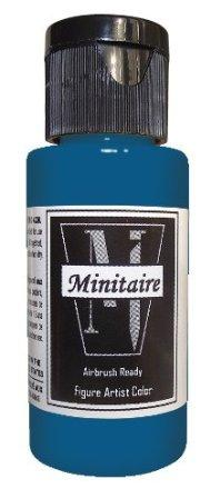Minitaire Airbrush Paints: Ghost Tint - Midnight Blue (1oz)