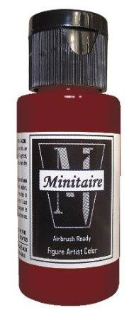 Minitaire Airbrush Paints: Ghost Tint - Fresh Blood (1oz)