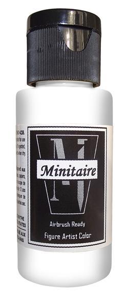 Minitaire Airbrush Paints: Satin Coat (1oz)