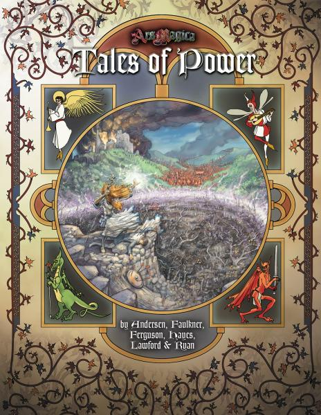 Tales Of Power (Fiction)
