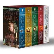 A Game of Thrones Novels: 5-Copy Box Set