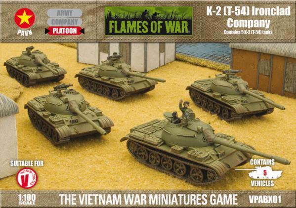 (PAVN) T-54 (K-2)