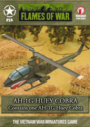 (USA) AH-1G Huey Cobra