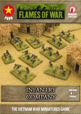 (PAVN) Infantry Company