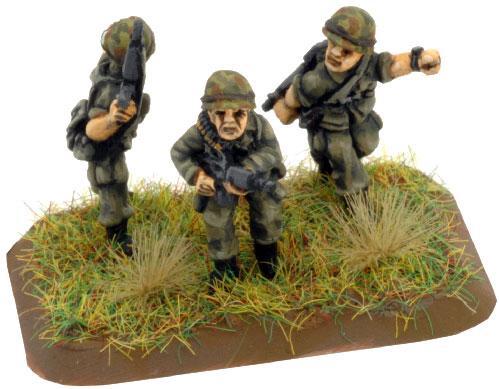 Tour of Duty: Mortar Platoon