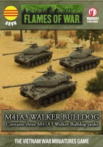 (ARVN) M41A3 Walker Bulldog