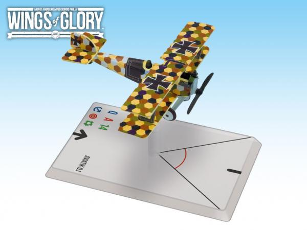 Wings Of Glory WWI Miniatures: Aviatik D.I (Linke�Crawford)