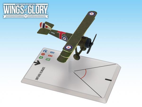 Wings Of Glory WWI Miniatures: Sopwith Triplane (Little)