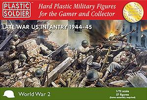 20mm WWII: American Infantry 1944-45